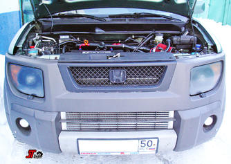 Honda Element K24 TURBO + AT 4WD JTlab